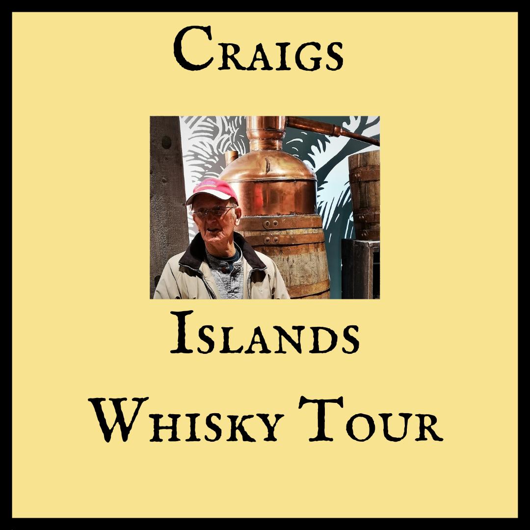 Craigs Islands Tours