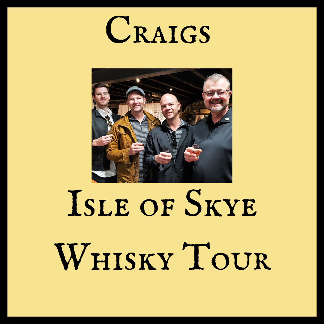 Isle of Skye Whisky Tour